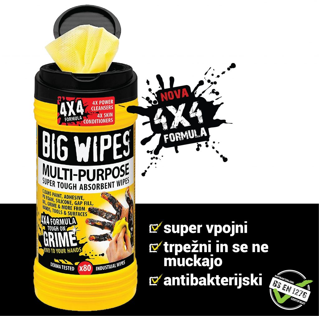 Multi Purpose BIG WIPES